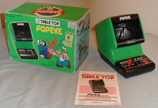 Nintendo Popeye